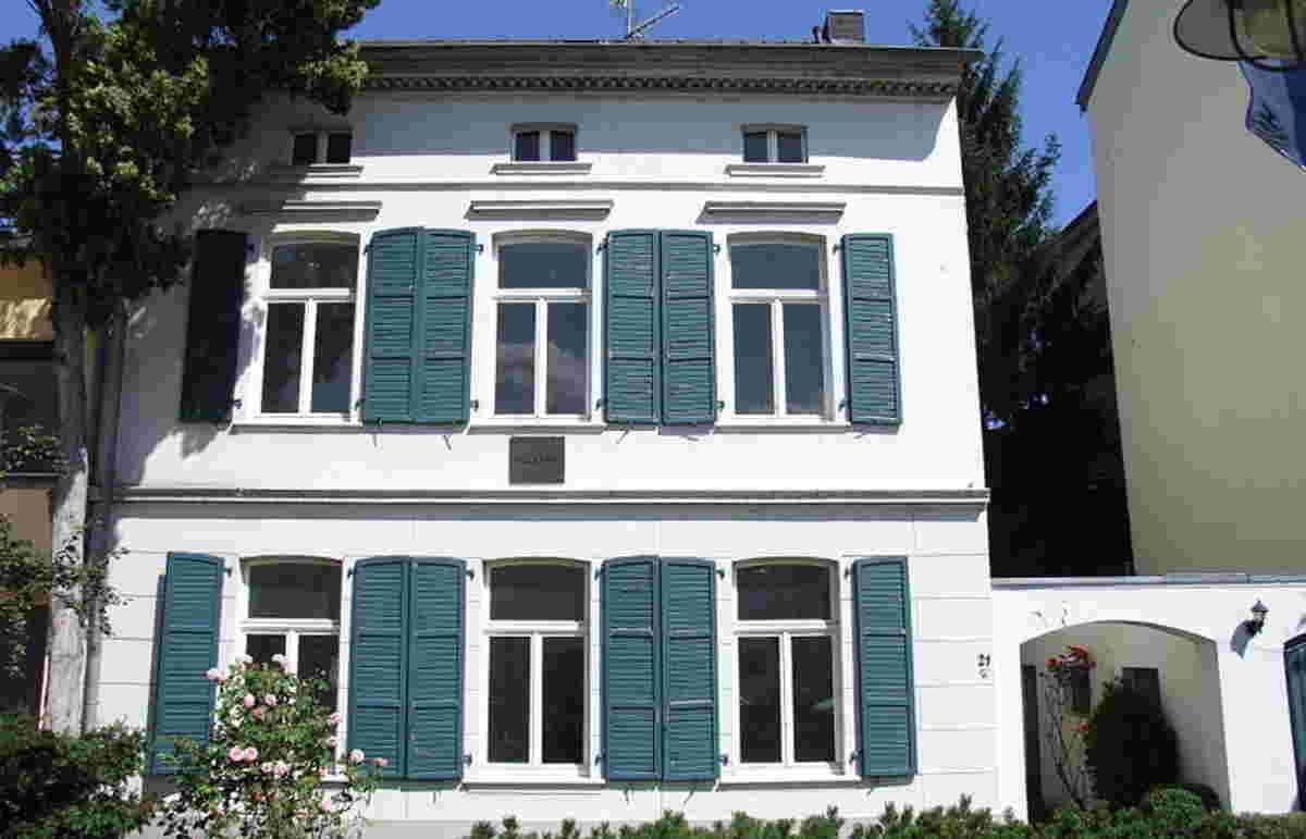 Kellerabdichtung, Bauwerksabdichtung, Bautenschutz Brühl; Geburtshaus Max Ernst